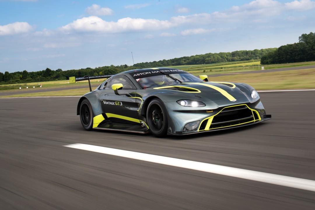 Aston Martin Gears Up Partnership With German Racing Team Insider Media