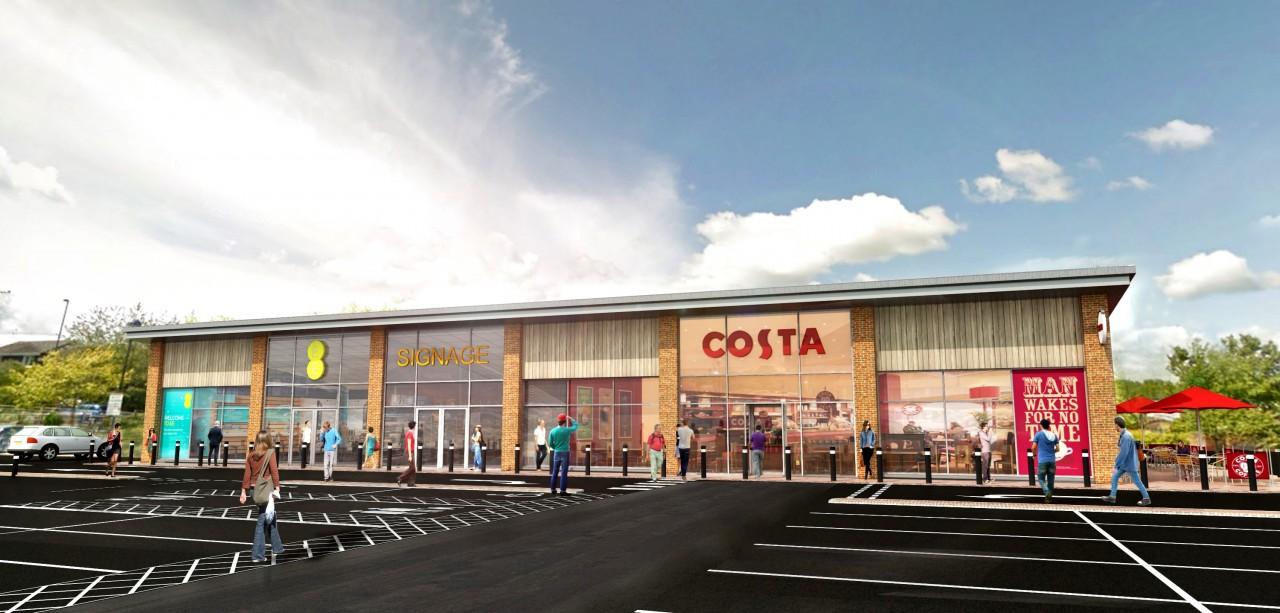 Work Underway On Major Retail Park Scheme Insider Media