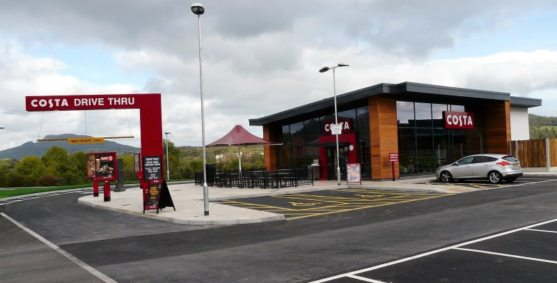 New Coffee Drive Thru Opens In Abergavenny Insider Media