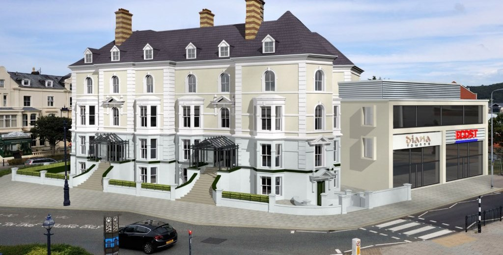 Pizza Express Sign Up For Tudno Castle Hotel Scheme