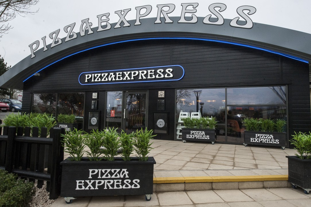 Pizza Express To Open At M25 Services Insider Media