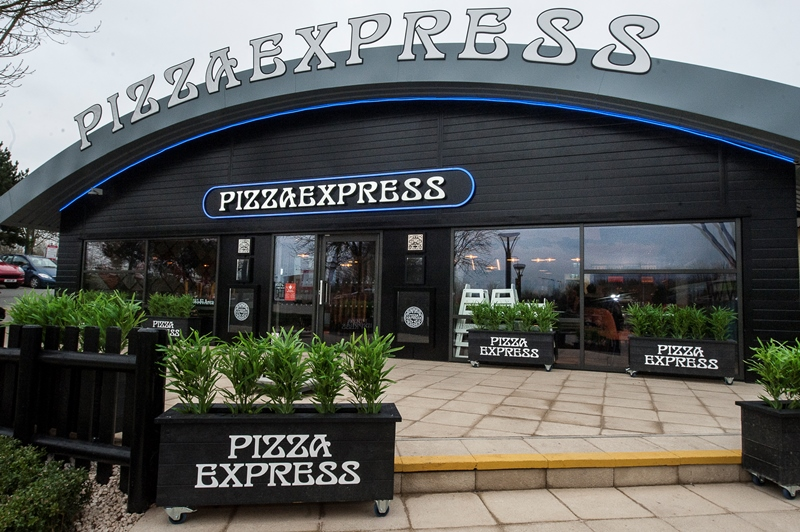 Pizzaexpress To Open At Oxford Services Insider Media