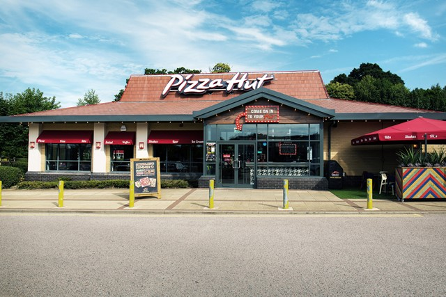 Pizza Hut Completes Kent Revamp Insider Media