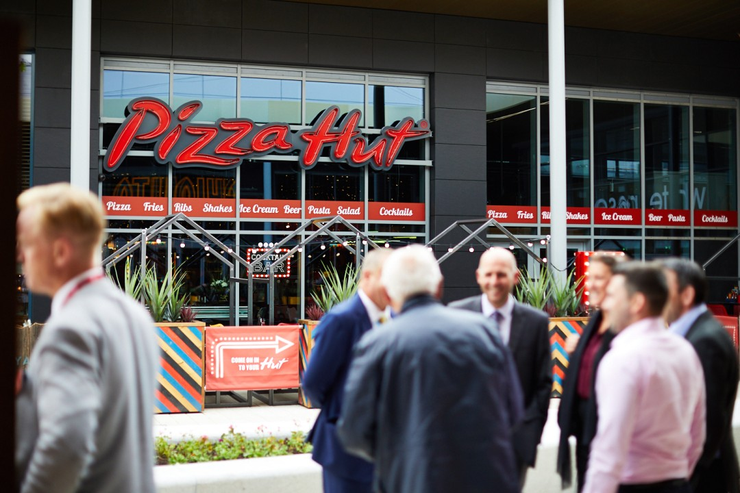 First Pizza Hut In Six Years Opens In Leeds Insider Media
