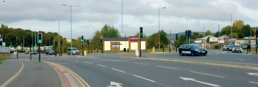 New Costa Drive Thru Proposed For Bradford Insider Media