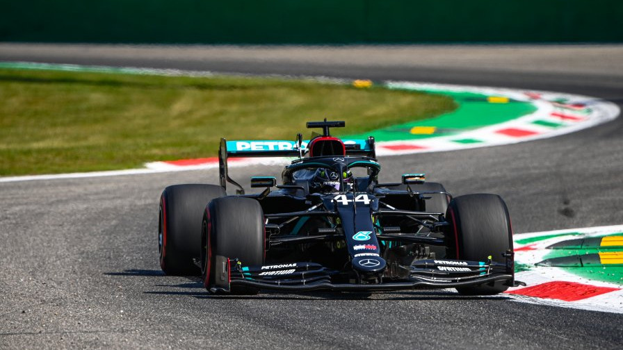 Mercedes F1 in pole position after results driven up