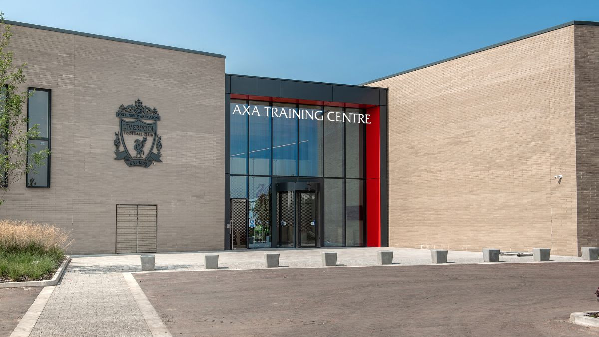 Liverpool moving to AXA Training Centre from Melwood