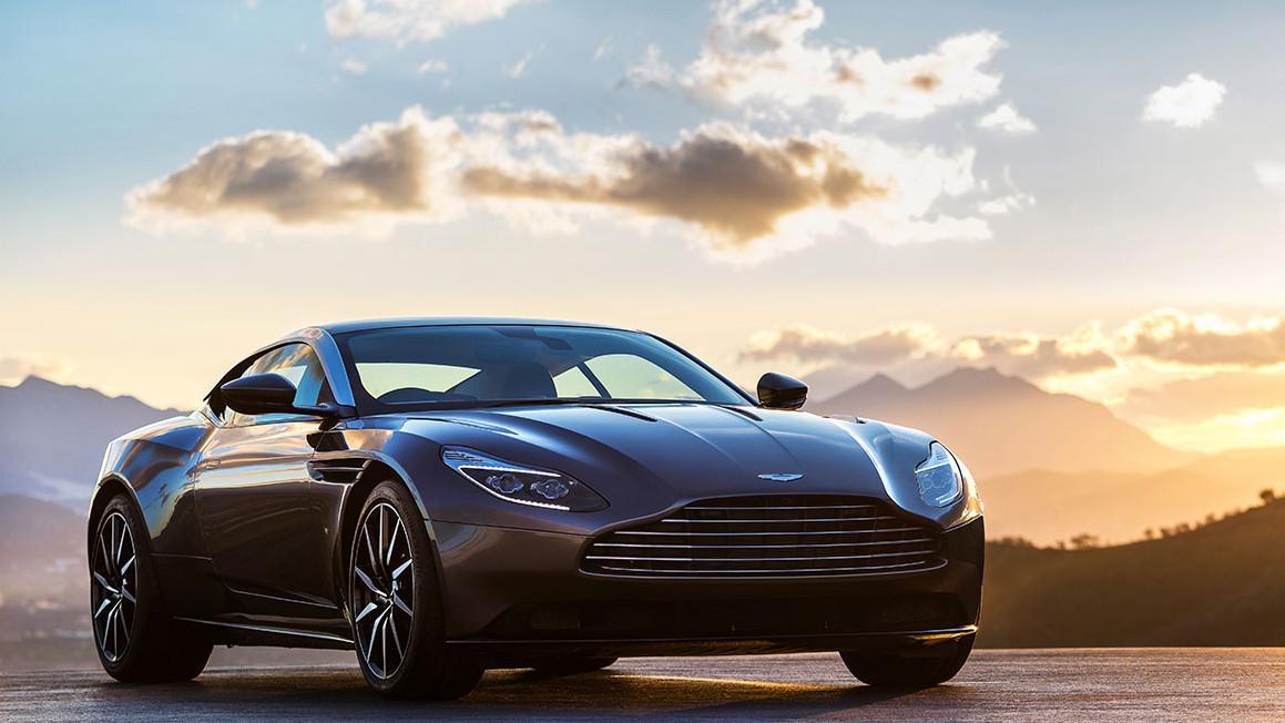 Aston Martin S Shares Rise As Major Stake Eyed Up Insider Media