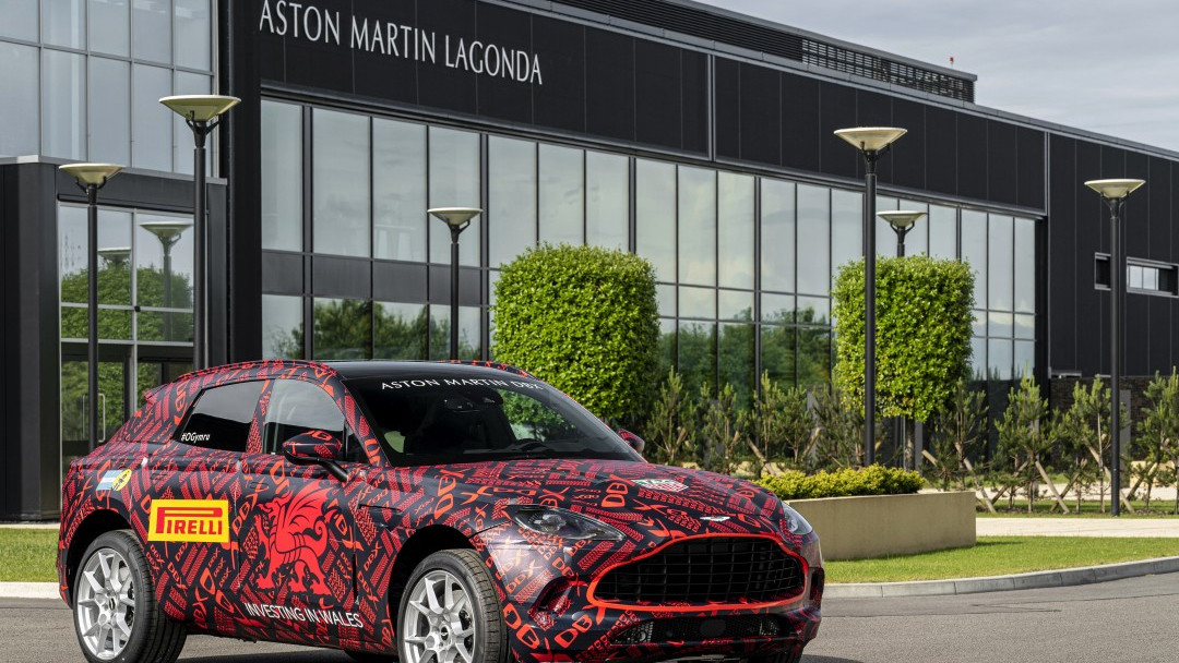 Aston Martin To Reopen Factory As Staff Furloughed Insider Media