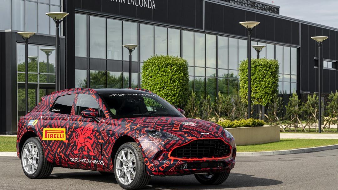Aston Martin Chairman Confident Despite Tough Financial Year Insider Media