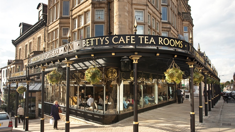 Record results for Bettys & Taylors Group
