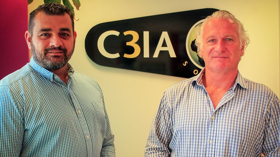 Counter-intelligence expert recruited by C3IA