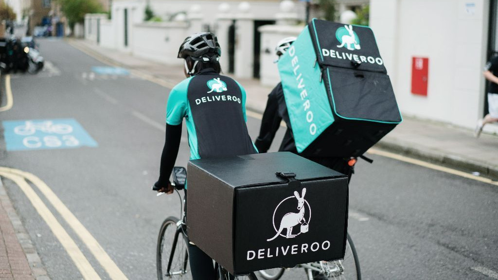 Amazon's Deliveroo investment approved by CMA