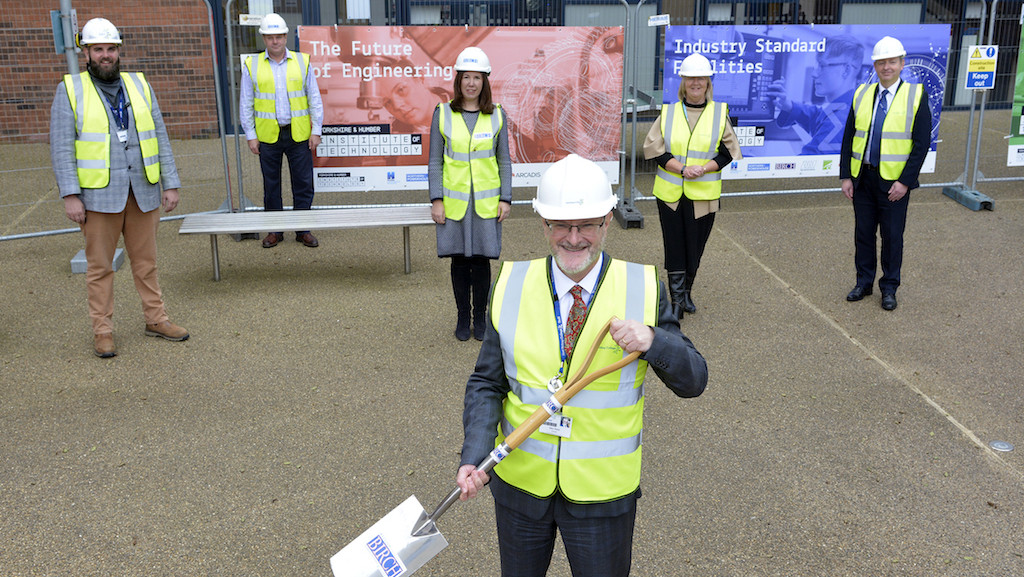 Work underway on new Institute of Technology