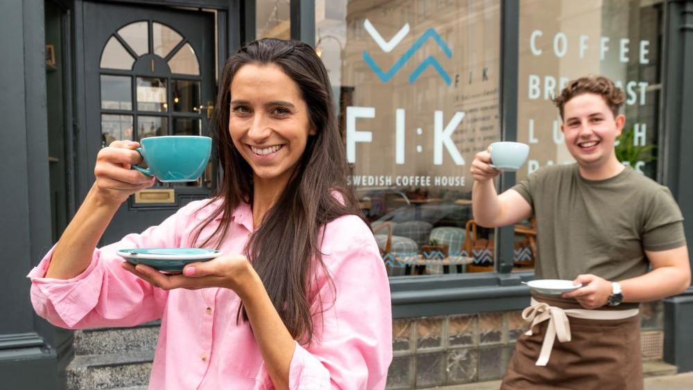 Swedish-style coffee shop opens in Harrogate