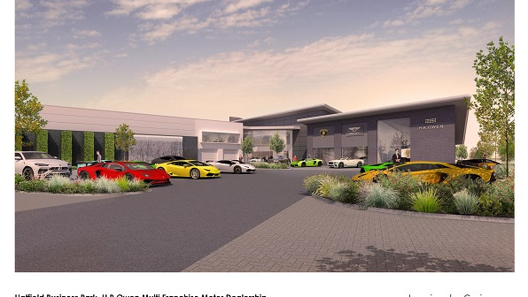 Herts freehold deal agreed with supercar retailer
