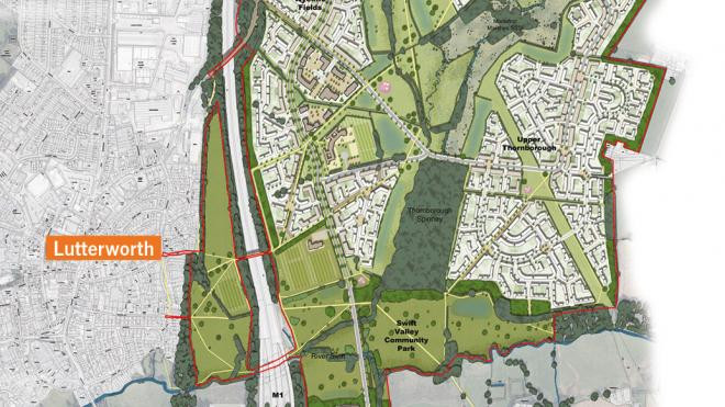 Joint venture plan for major mixed-use scheme