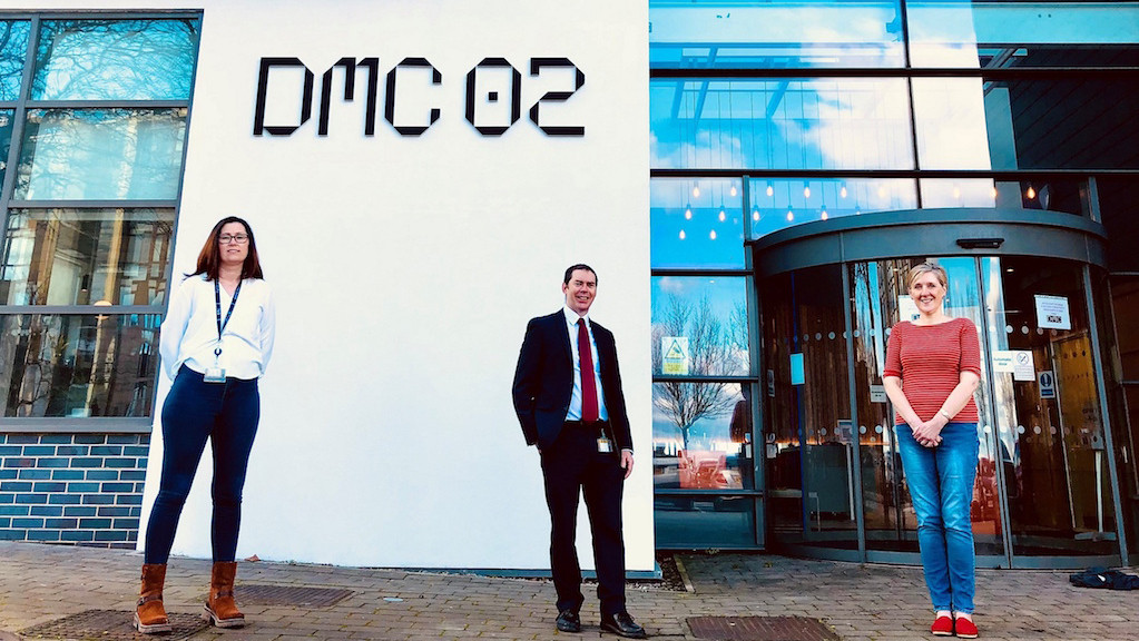 Distance learning college relocates to Barnsley DMC