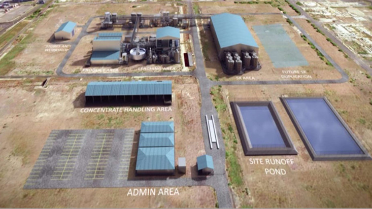 Rare earth refinery at Freeport site to create jobs