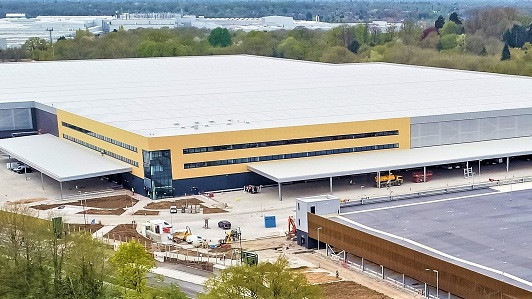 Logistics facility acquired for £141m