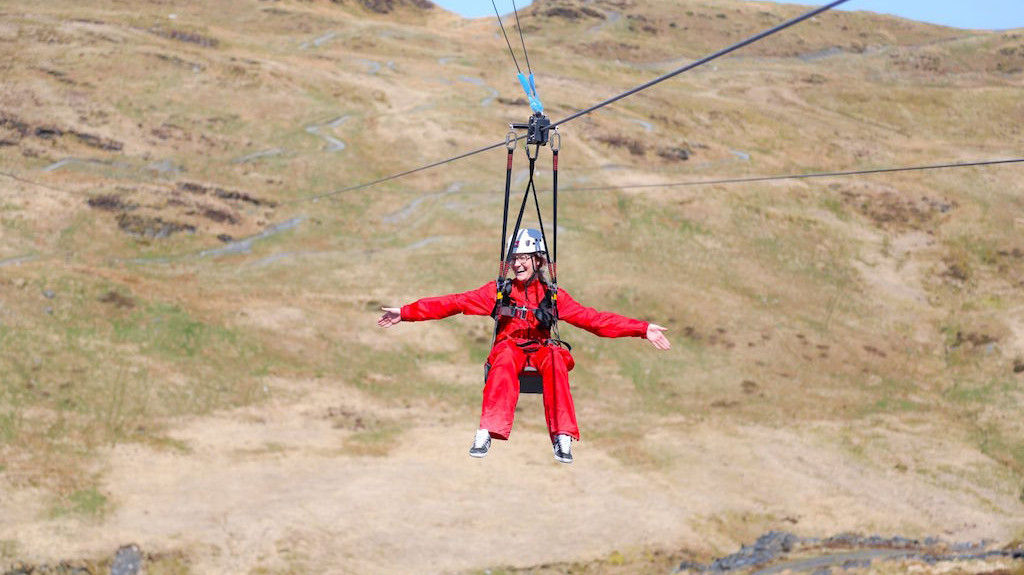 Zip World Awarded 4 4m For South Wales Venture Insider Media