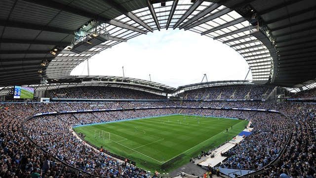 Manchester City's revenue rises to £535 million